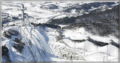 Proses Persiapan PyeongChang Winter Olympic 2018