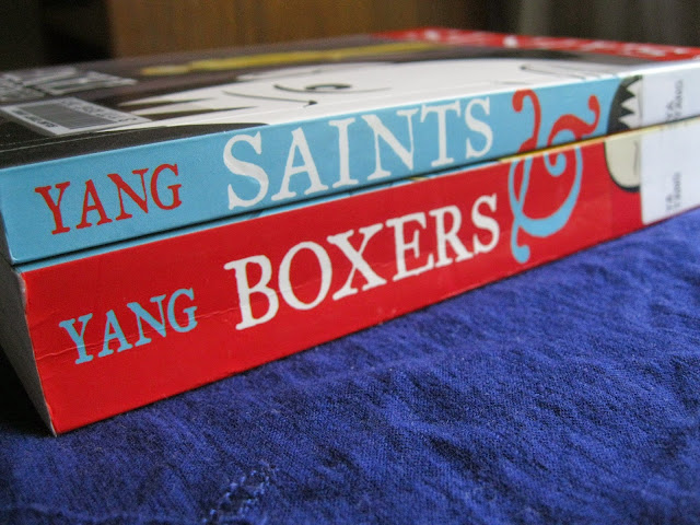 Boxers and Saints, Gene Luen Yang