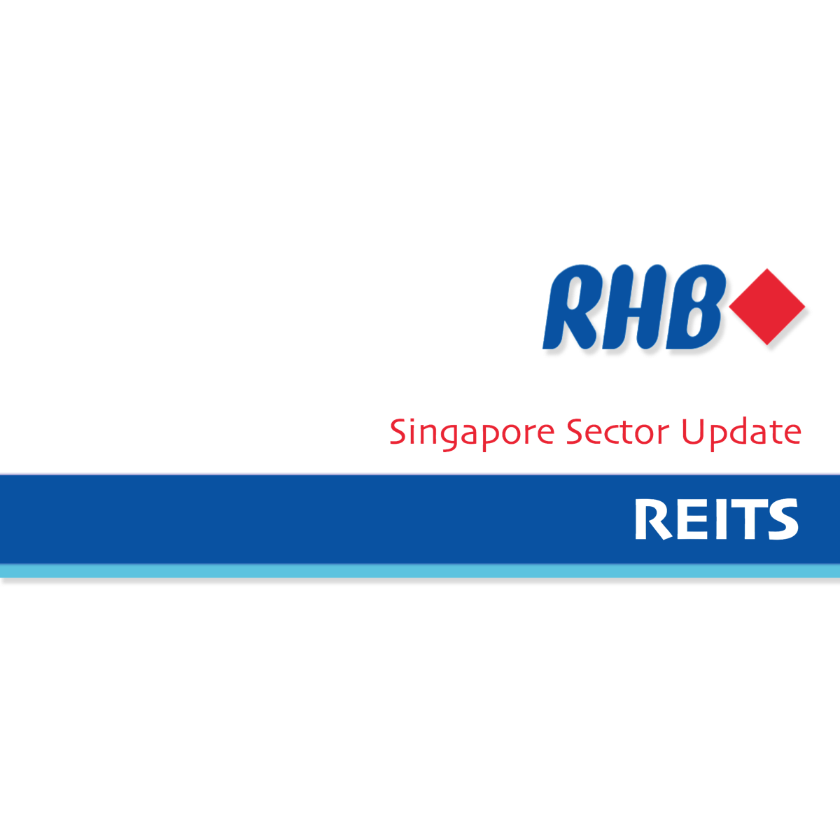 Singapore REITs - RHB Investment Research | SGinvestors.io