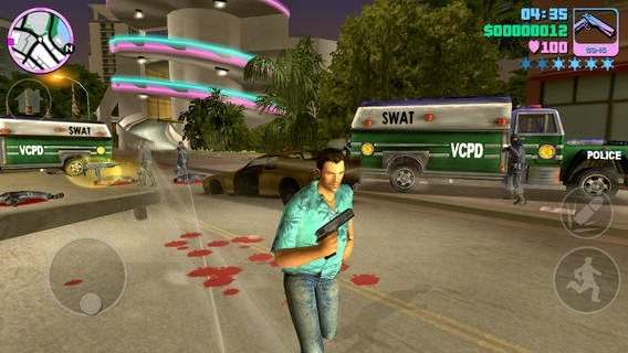 Free Download Grand Theft Auto Vice City [Single Link]