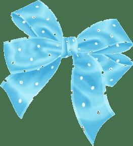 Lazos o Moños en Azul y Celeste para tu Fiesta de 15 Años.