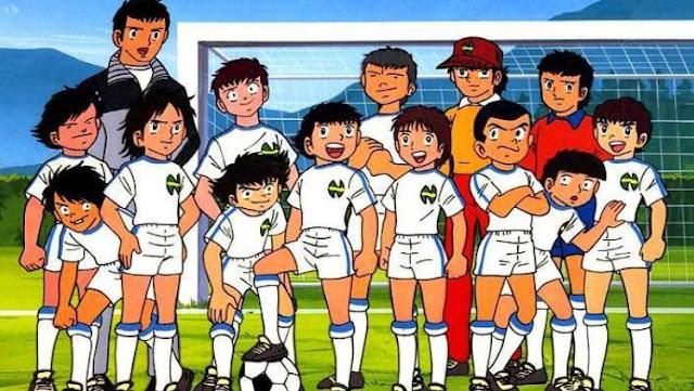 Captain Tsubasa Ternyata Ikut Ambil Bagian di Piala Dunia 2018