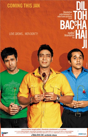 Dil Toh Baccha Hai Ji 2011 Hindi Movie Download