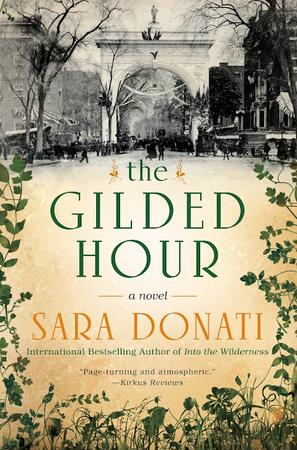The Mod Podge Bookshelf: The Gilded Hour: Guest Blog by Sara Donati