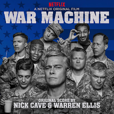 War Machine Soundtrack Nick Cave and Warren Ellis