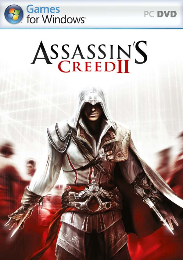 Assassins Creed II Repack PC Cover