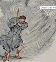 Dongeng Angin Utara dan Matahari (Aesop) | DONGENG ANAK DUNIA