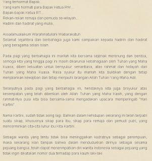Contoh Biantara Dalam Bahasa Sunda Tentang Perpisahan Contoh Jul