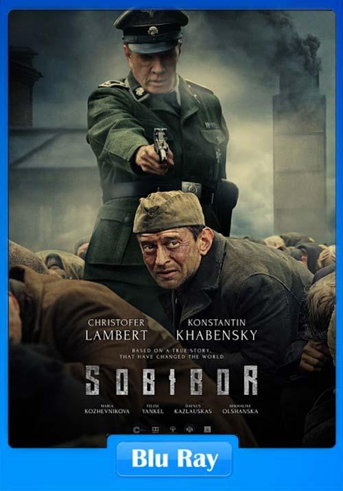 Sobibor 2018 720p BRRip x264 | 480p 300MB | 100MB HEVC