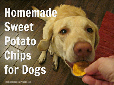 Prepared properly, sweet potatoes make a safe and nutritious snack for your dog. Here's the recipe.