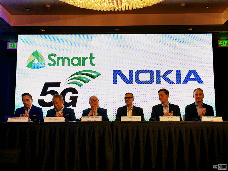 Smart partners with Nokia to bring 5G in universities