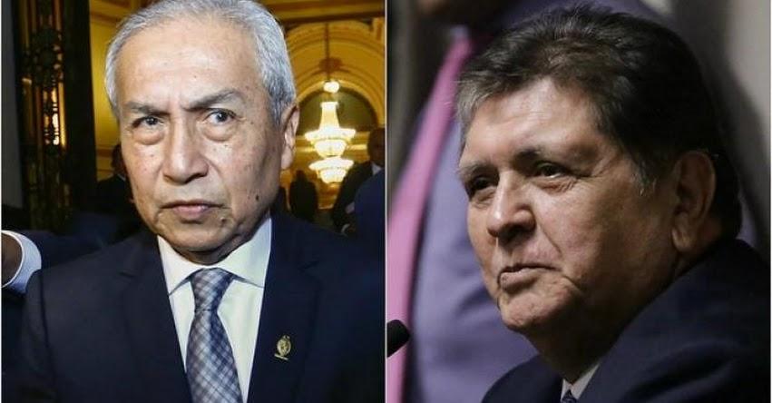 EMPEZÓ HACER SU TRABAJO: Fiscal que miente, Pedro Chávarry, suspende a equipo especial que investiga a Alan García