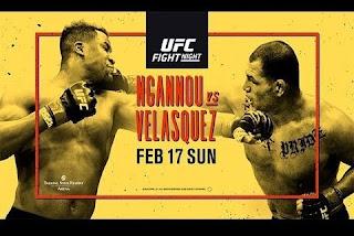 Ver UFC on ESPN: Ngannou vs Velasquez En vivo En Español Online