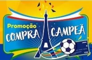 Promoção Compra Campeã 2019 Credz Visa Viagem Paris - Brasil x Itália Feminino