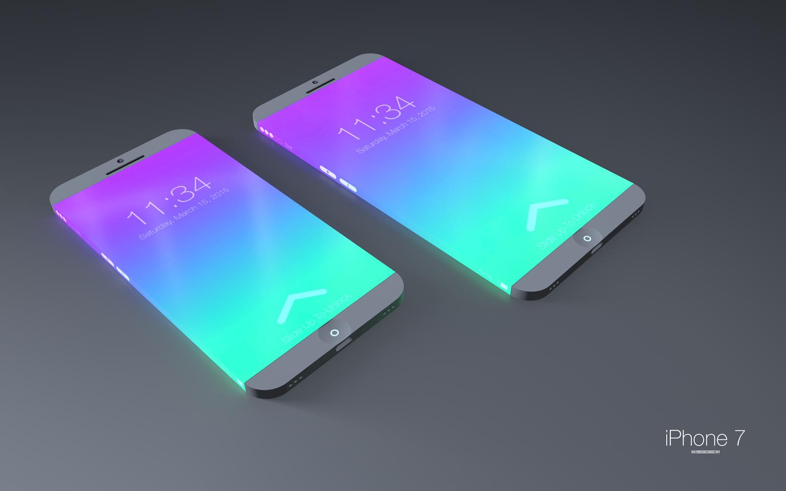 Iphone 7 design rumors