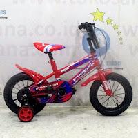 12 erminio 235 bmx sepeda anak