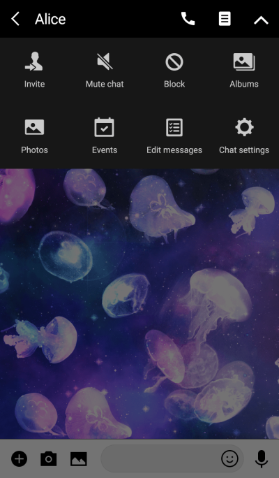SPACE JELLY #001.