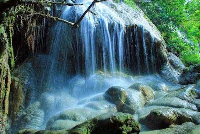 Harga Tiket Masuk Air Terjun Sri Gethuk Gunung Kidul Jogjakarta