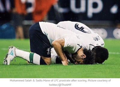 Daftar Pemain Muslim di Liga Inggris: Salah Mane