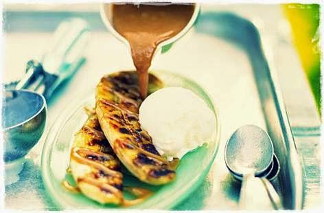 resep pisang bakar