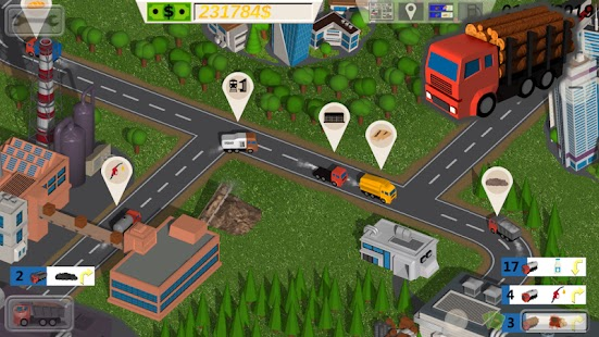 Transport Luck tycoon Apk Free on Android Game Download