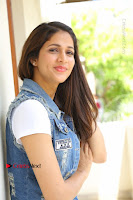 Telugu Actress Lavanya Tripathi Latest Pos in Denim Jeans and Jacket  0144.JPG