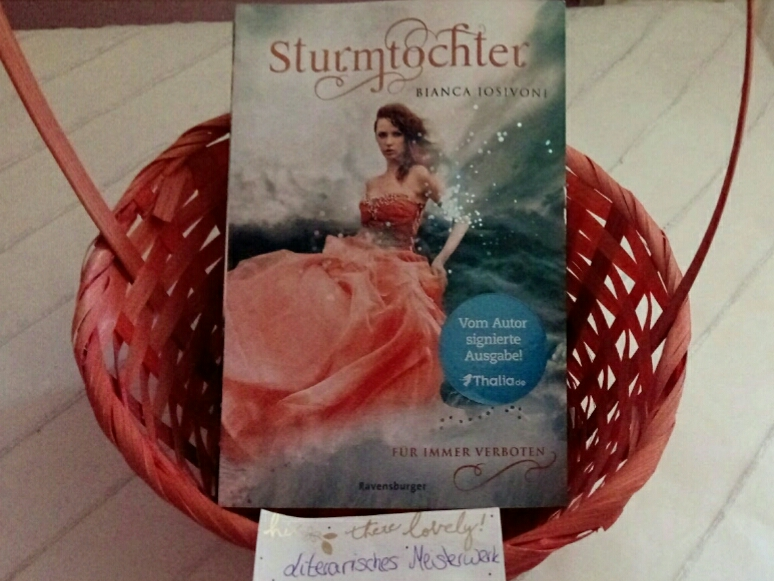 {Rezension} Sturmtochter - Band 1 / Bianca Iosivoni