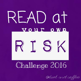 Read at Your Own Risk Challenge 2016