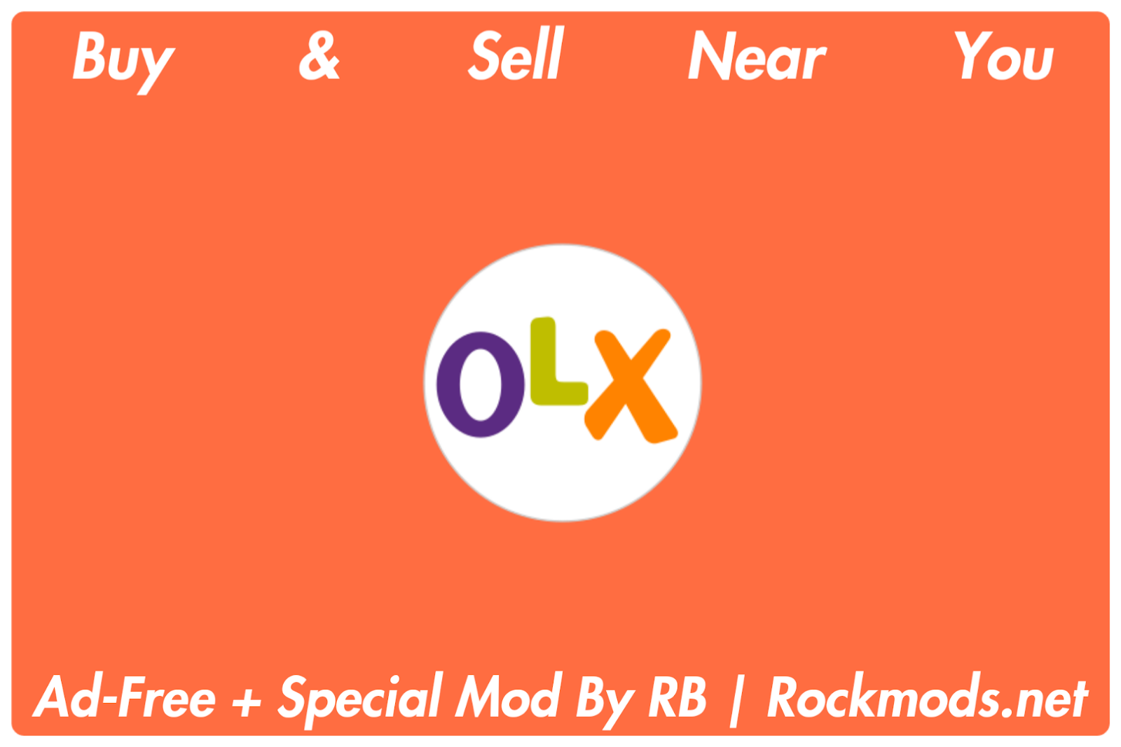 Olx (South Asia) 13 12 03 Adfree + Special Mod by RB