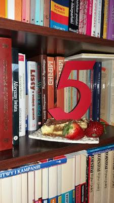 (453) 5 - te urodziny bloga! :)