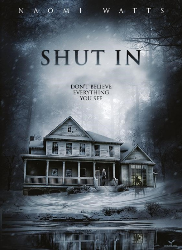 shut in 2016 movie Poster
