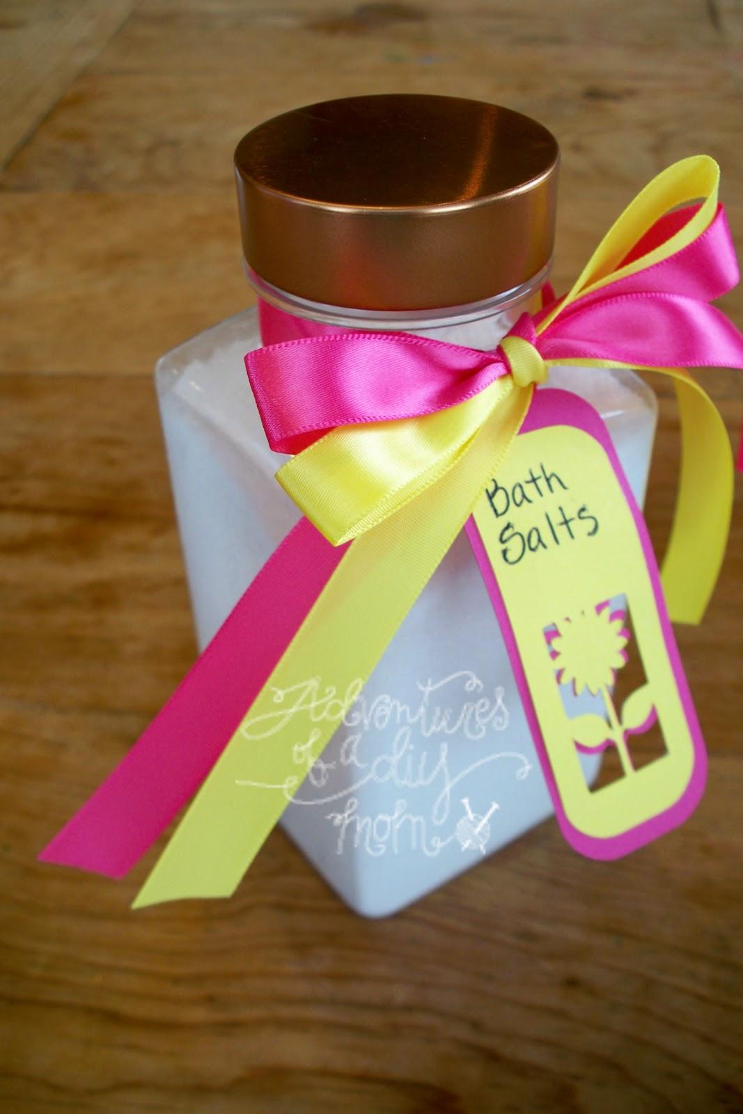 Diy Bath Salts Recipe Adventures Of A Diy Mom