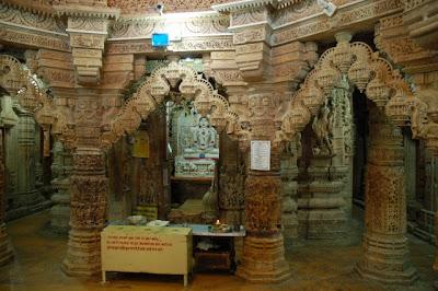 Jaisalmer, la dorée : les temples Jains et le Thar Heritage Museum 58
