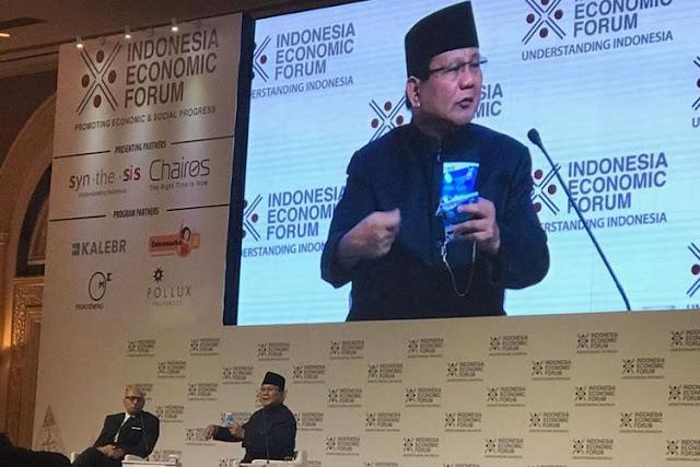 Prabowo Sebut Partai Buatan Bowo, Anak Buah Yusril Sewot