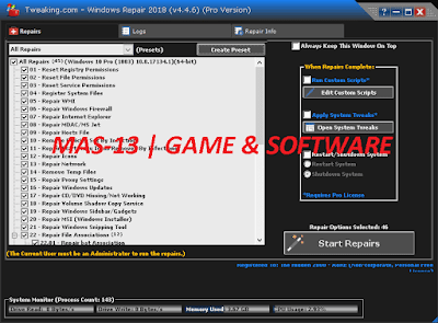 Software Untuk Memperbaiki PC