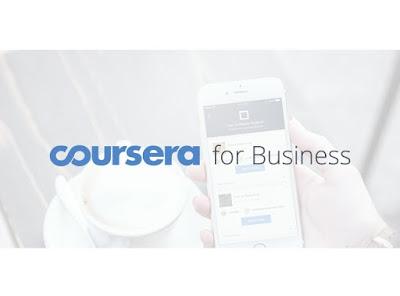 讓企業打造自己的大學!線上教育課程平台Coursera推線上員工訓練服務