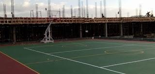 Jasa Pembuatan dan Renovasi Lapangan Basket