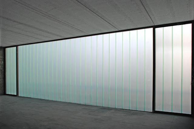 u-glass residenziale Progetto dell'Architetto Marcio Tolotti