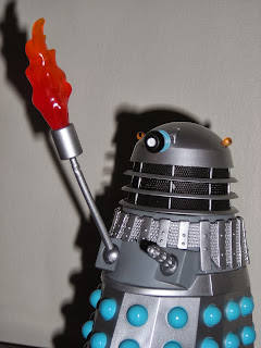Master Plan Dalek with flamethrower arm