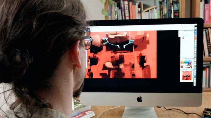 Curso online. Pinceles y pixeles: introducción a la pintura digital en Photoshop con Patricio Betteo