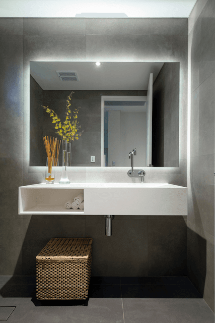 Mirror in Bathrooom Ideas - Illuminate