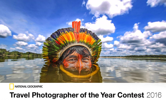 Convocatoria de fotografía. National Geographic Travel Photographer of the Year