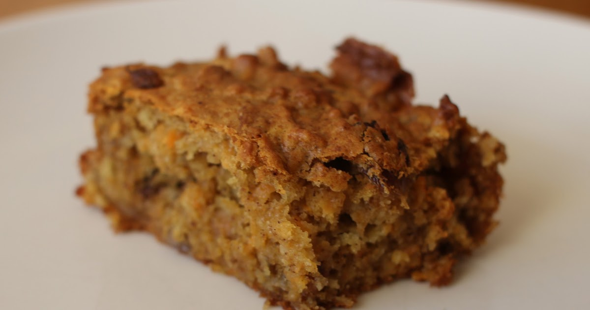 Carrot Cake For Toddlers