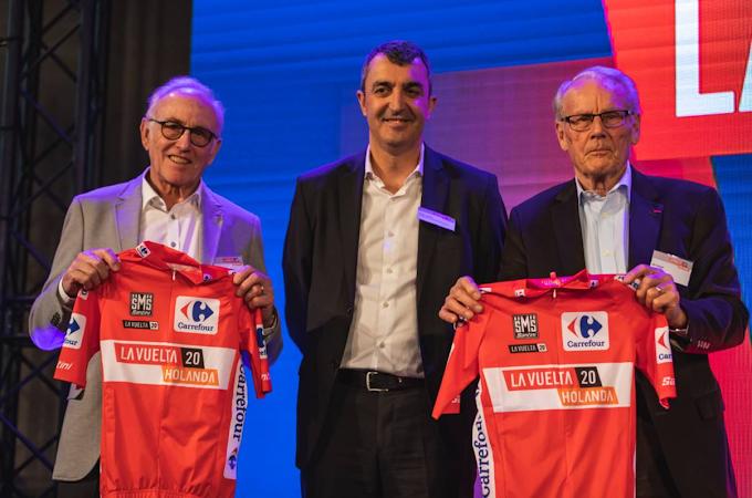 VUELTA A ESPAÑA 2020 - 3 etapas y 410kms de recorrido en los Países Bajos