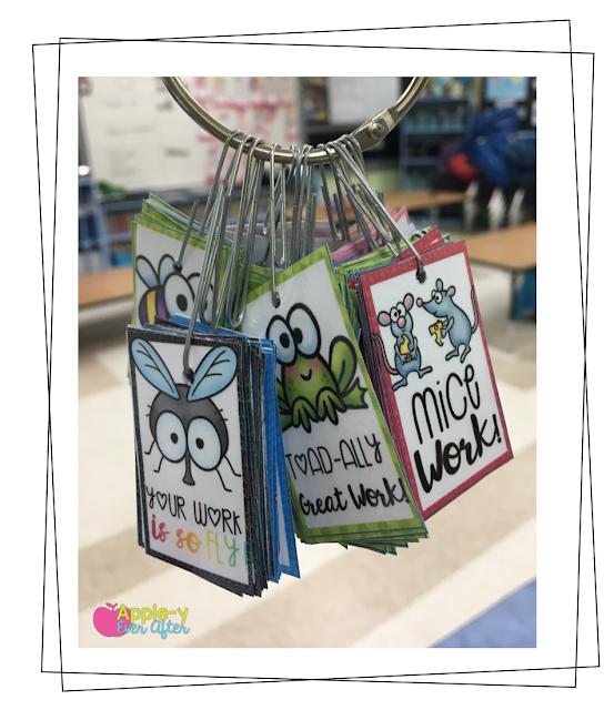 Reward Tag Classroom Management