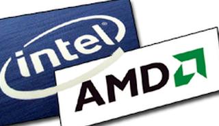 Техподдержка Intel и AMD