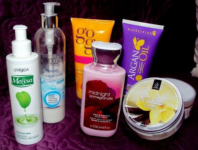 Moje kosmetyki | pielęgnacja ciała