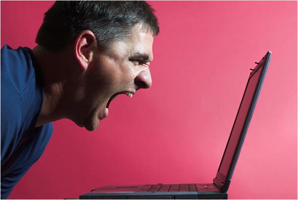 الأشياء الخمسة التي نكرهها جميعا على الإنترنت !