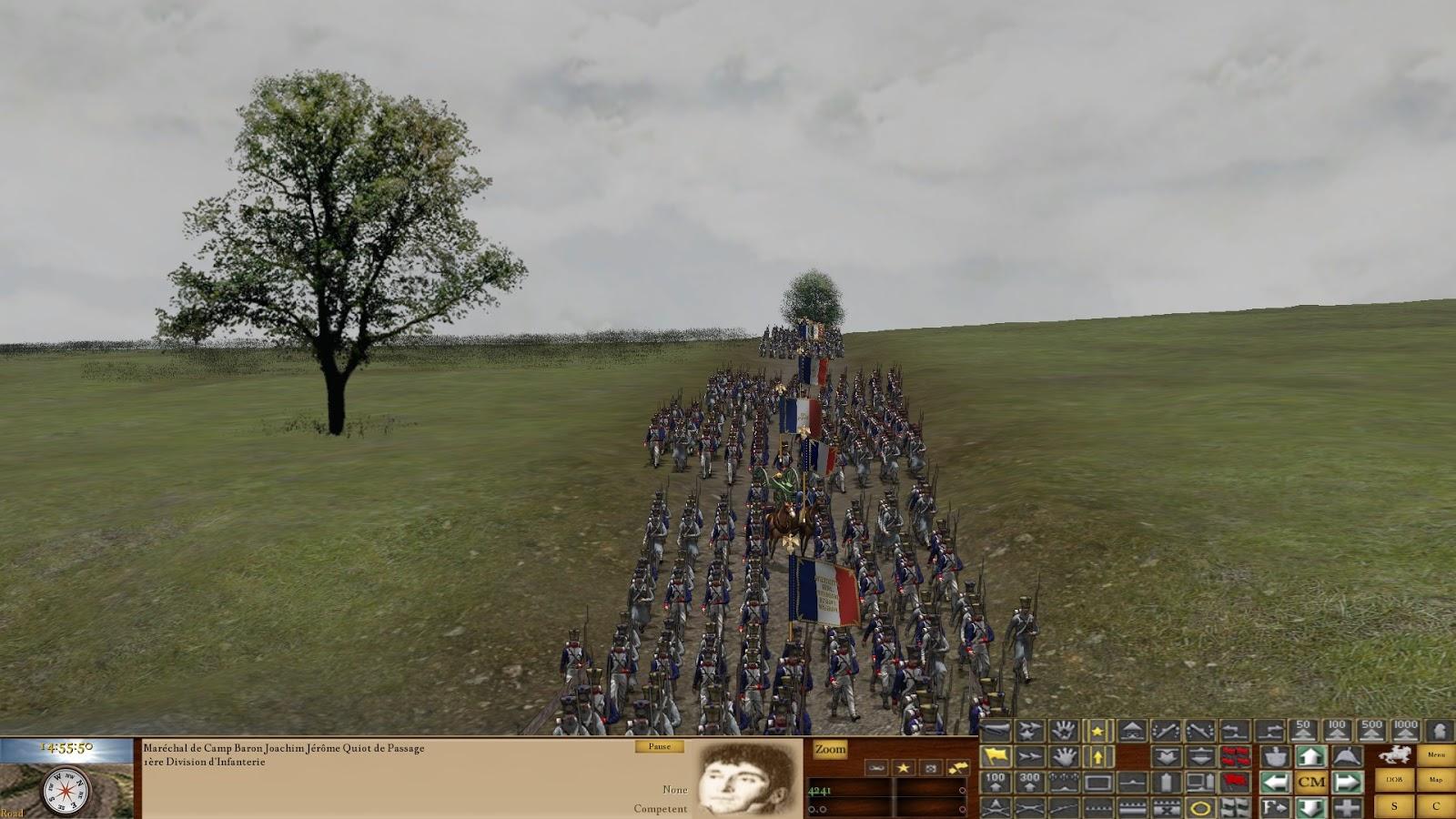 Scourge of War Waterloo - Sandbox Play