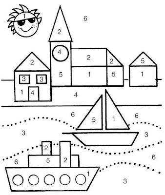 Figuras Geométricas en dibujos